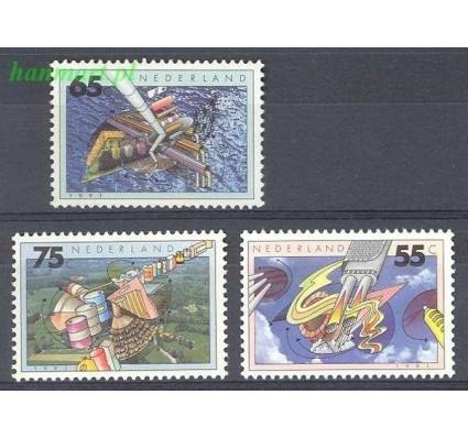 Holandia 1991 Mi 1396-1398 Czyste **
