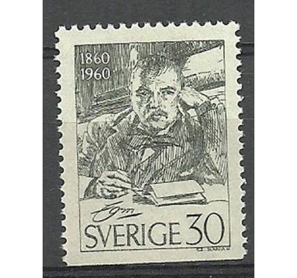Znaczek Szwecja 1960 Mi 455Du Czyste **