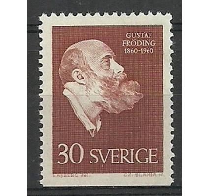 Znaczek Szwecja 1960 Mi 461Du Czyste **