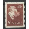 Szwecja 1960 Mi 461Du Czyste **