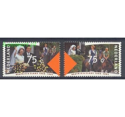 Znaczek Holandia 1991 Mi 1400-1401 Czyste **