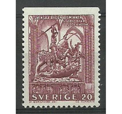 Znaczek Szwecja 1962 Mi 495Do Czyste **