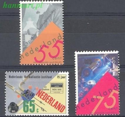Znaczek Holandia 1991 Mi 1406-1408 Czyste **
