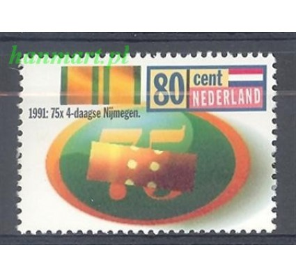 Holandia 1991 Mi 1417 Czyste **