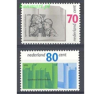 Holandia 1991 Mi 1421-1422 Czyste **