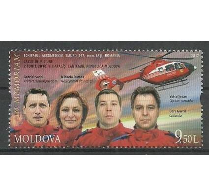 Znaczek Mołdawia 2017 Mi 1009 Czyste **