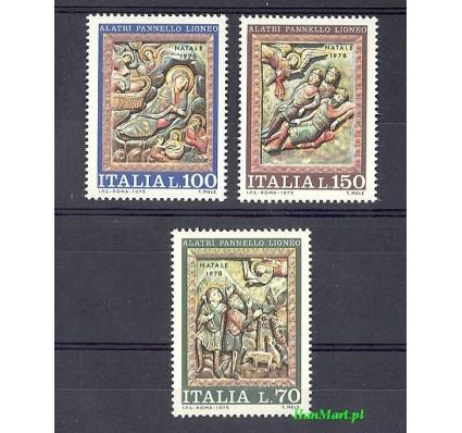 Znaczek Włochy 1975 Mi 1513-1515 Czyste **