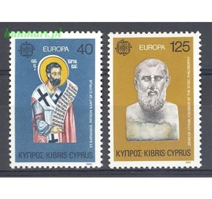 Cypr  1980 Mi 520-521 Czyste **