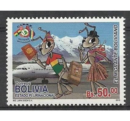 Znaczek Boliwia 2013 Mi 1943 Czyste **