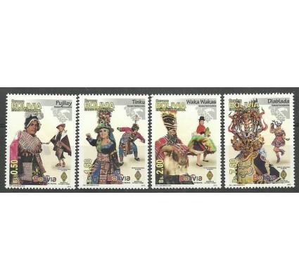 Znaczek Boliwia 2013 Mi 1945-1948 Czyste **