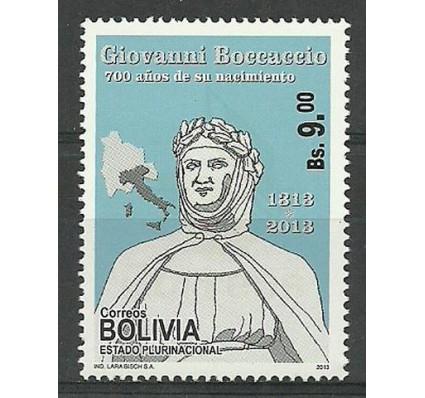 Znaczek Boliwia 2013 Mi 1950 Czyste **