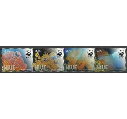 Znaczek Niue 2012 Mi 1198-1201 Czyste **
