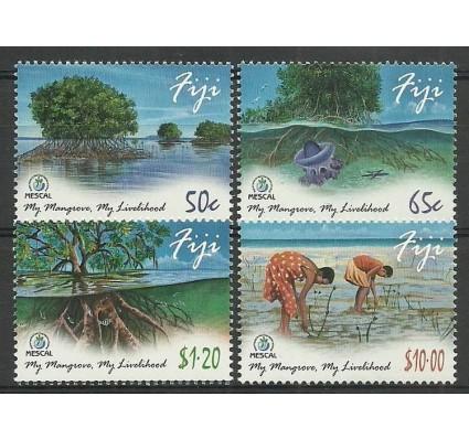 Znaczek Fidżi 2013 Mi 1359-1362 Czyste **