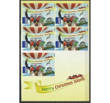 Znaczek Wyspa Bożego Narodzenia 2013 Mi fol 771I Czyste **