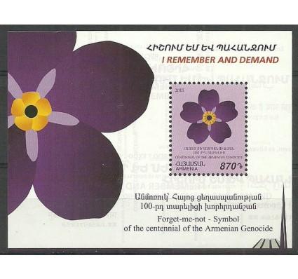 Znaczek Armenia 2015 Mi bl 66 Czyste **