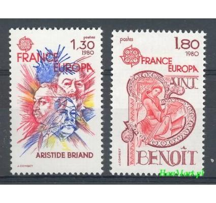 Francja 1980 Mi 2202-2203 Czyste **