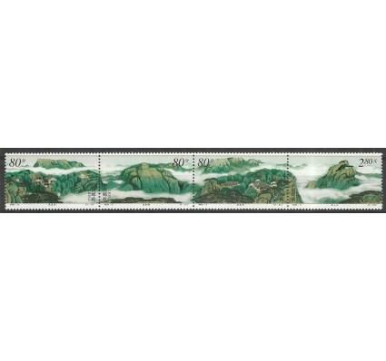 Znaczek Chiny 2002 Mi 3343-3346 Czyste **