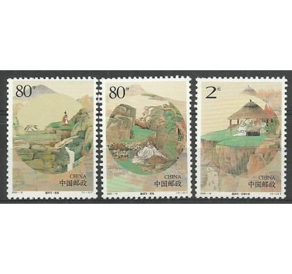 Znaczek Chiny 2003 Mi 3482-3484 Czyste **