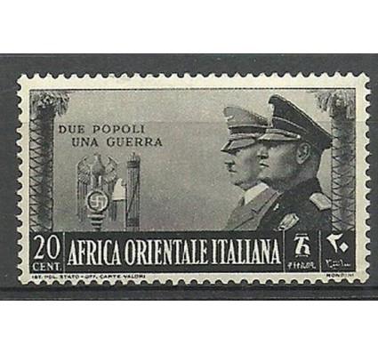 Znaczek Włoska Afryka Wschodnia 1941 Mi 57 Czyste **