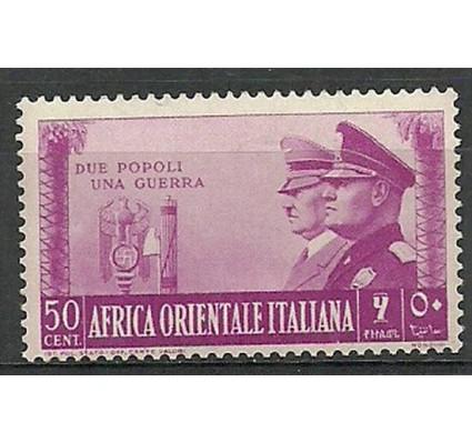 Znaczek Włoska Afryka Wschodnia 1941 Mi 59 Czyste **