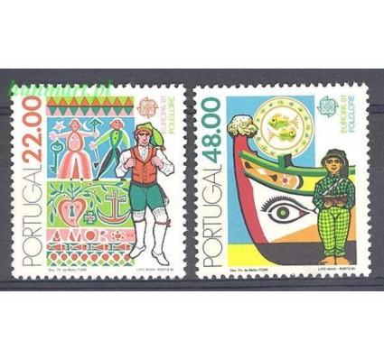 Znaczek Portugalia 1981 Mi 1531-1532 Czyste **