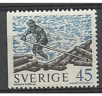 Znaczek Szwecja 1970 Mi 666Dl Czyste **