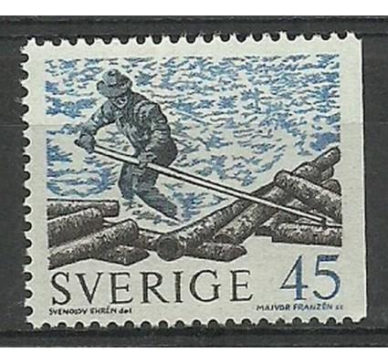 Znaczek Szwecja 1970 Mi 666Dr Czyste **