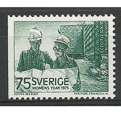 Znaczek Szwecja 1975 Mi 892Dl Czyste **