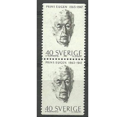 Znaczek Szwecja 1965 Mi 536Do,Du Czyste **