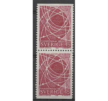 Znaczek Szwecja 1968 Mi 614Do,Du Czyste **