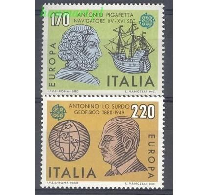 Znaczek Włochy 1980 Mi 1686-1687 Czyste **