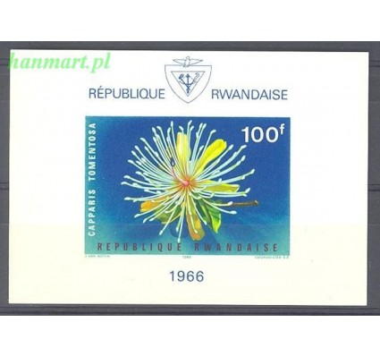Rwanda 1966 Czyste **