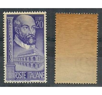 Znaczek Włochy 1949 Mi 781 Czyste **