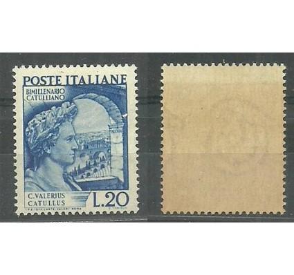 Znaczek Włochy 1949 Mi 786 Czyste **