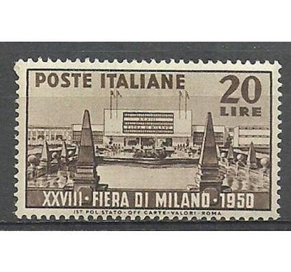 Znaczek Włochy 1950 Mi 789 Czyste **
