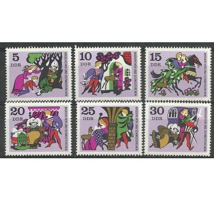 Znaczek NRD / DDR 1970 Mi 1545-1550 Czyste **