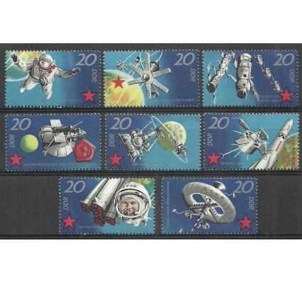 Znaczek NRD / DDR 1971 Mi 1636-1643 Czyste **