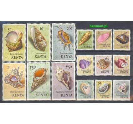 Kenia 1971 Mi 36-50 Czyste **