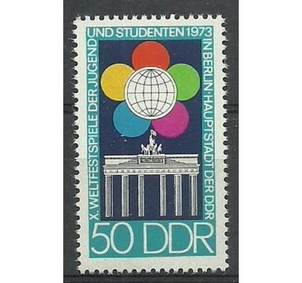Znaczek NRD / DDR 1973 Mi 1867 Czyste **