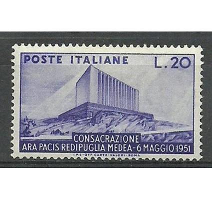 Znaczek Włochy 1951 Mi 829 Czyste **