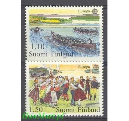 Finlandia 1981 Mi 881-882 Czyste **