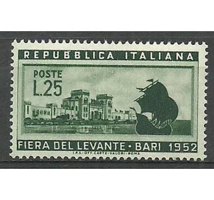 Znaczek Włochy 1952 Mi 867 Czyste **
