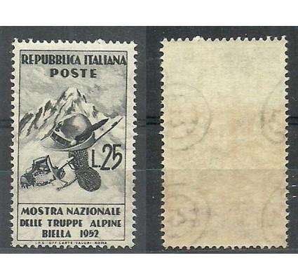 Znaczek Włochy 1952 Mi 870 Czyste **