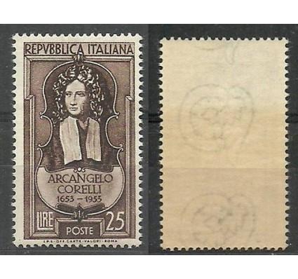 Znaczek Włochy 1953 Mi 883 Czyste **