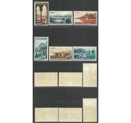 Znaczek Włochy 1953 Mi 900-905 Czyste **