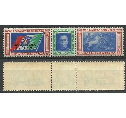 Znaczek Włochy 1933 Mi 445-DINI Czyste **