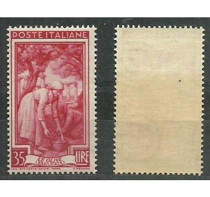 Znaczek Włochy 1950 Mi 818 Czyste **