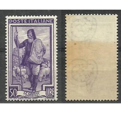 Znaczek Włochy 1950 Mi 820 Czyste **