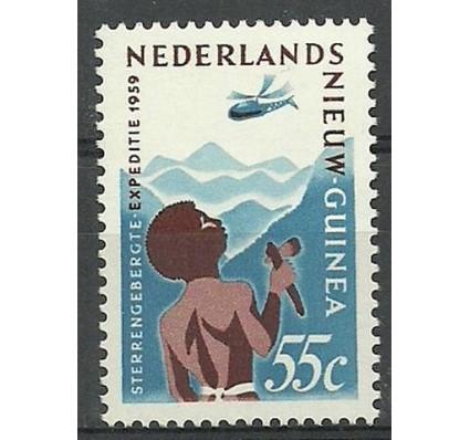 Znaczek Nowa Gwinea Holenderska 1959 Mi 53 Czyste **
