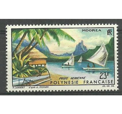 Znaczek Polinezja Francuska 1964 Mi 43 Czyste **